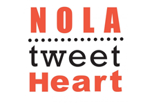 NOLA Tweet Heart